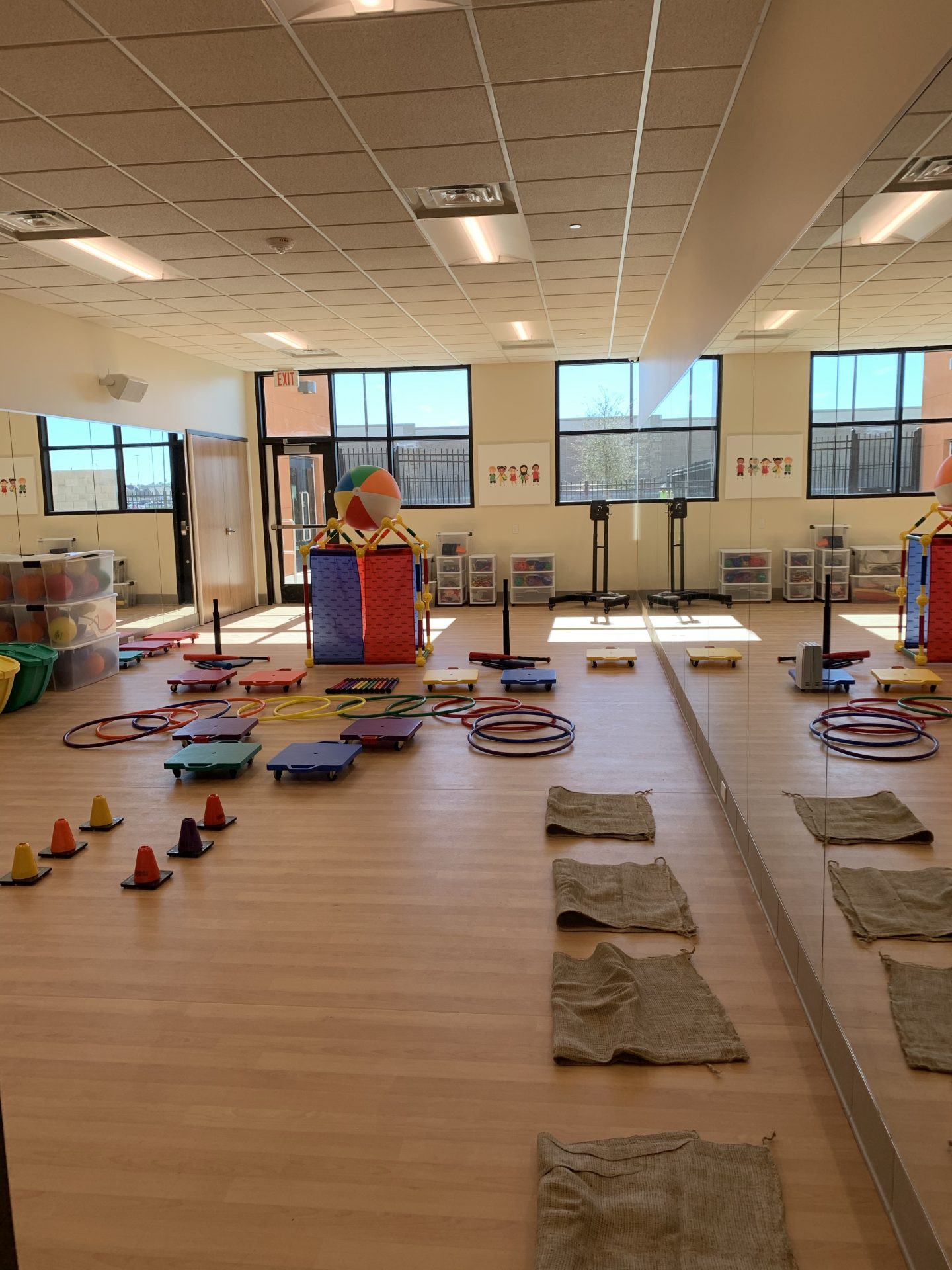 kids play room - gyms in katy tx - villa sport cinco ranch