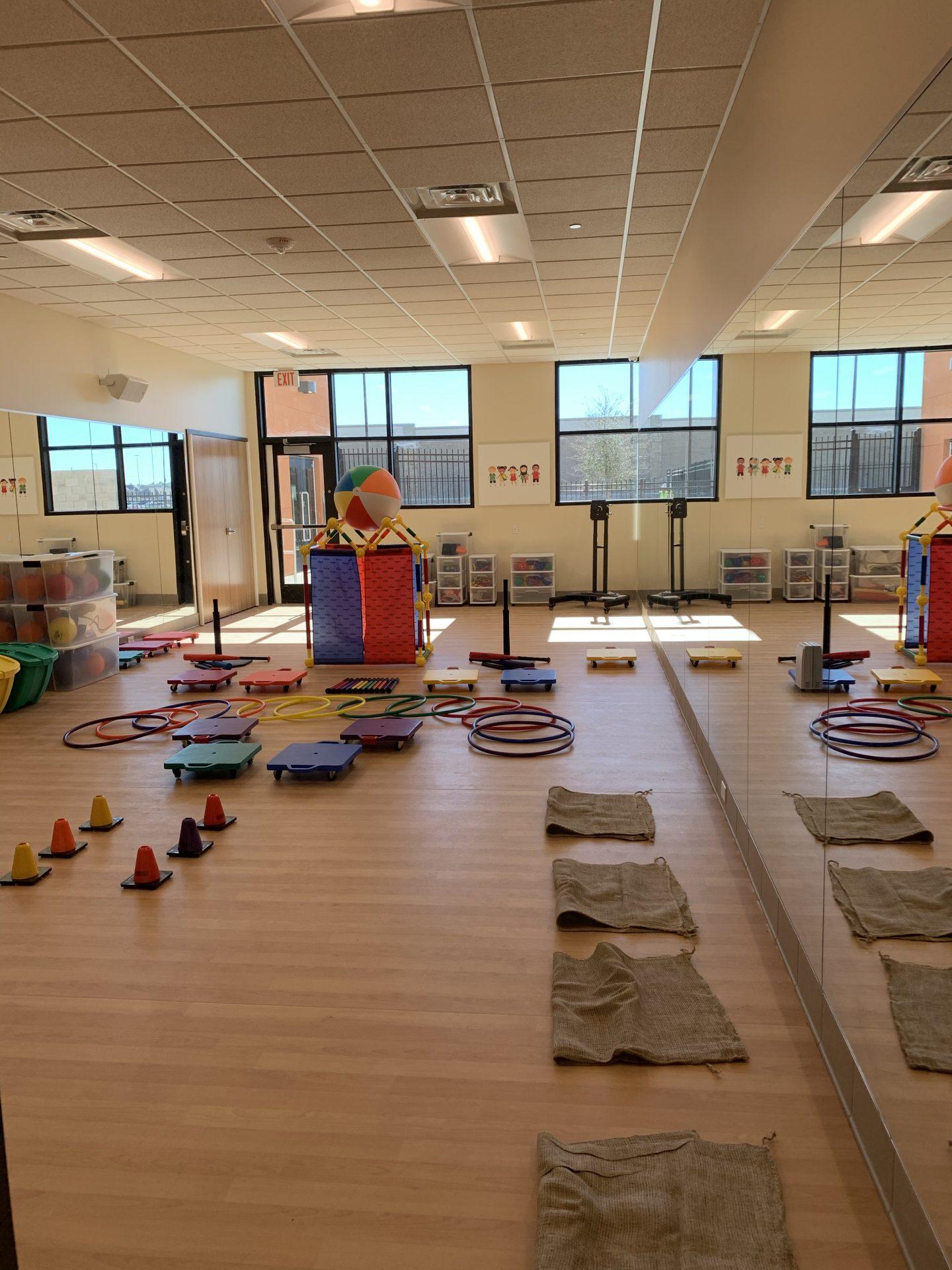 kids play room - gyms in katy tx - villa sport cinco ranch