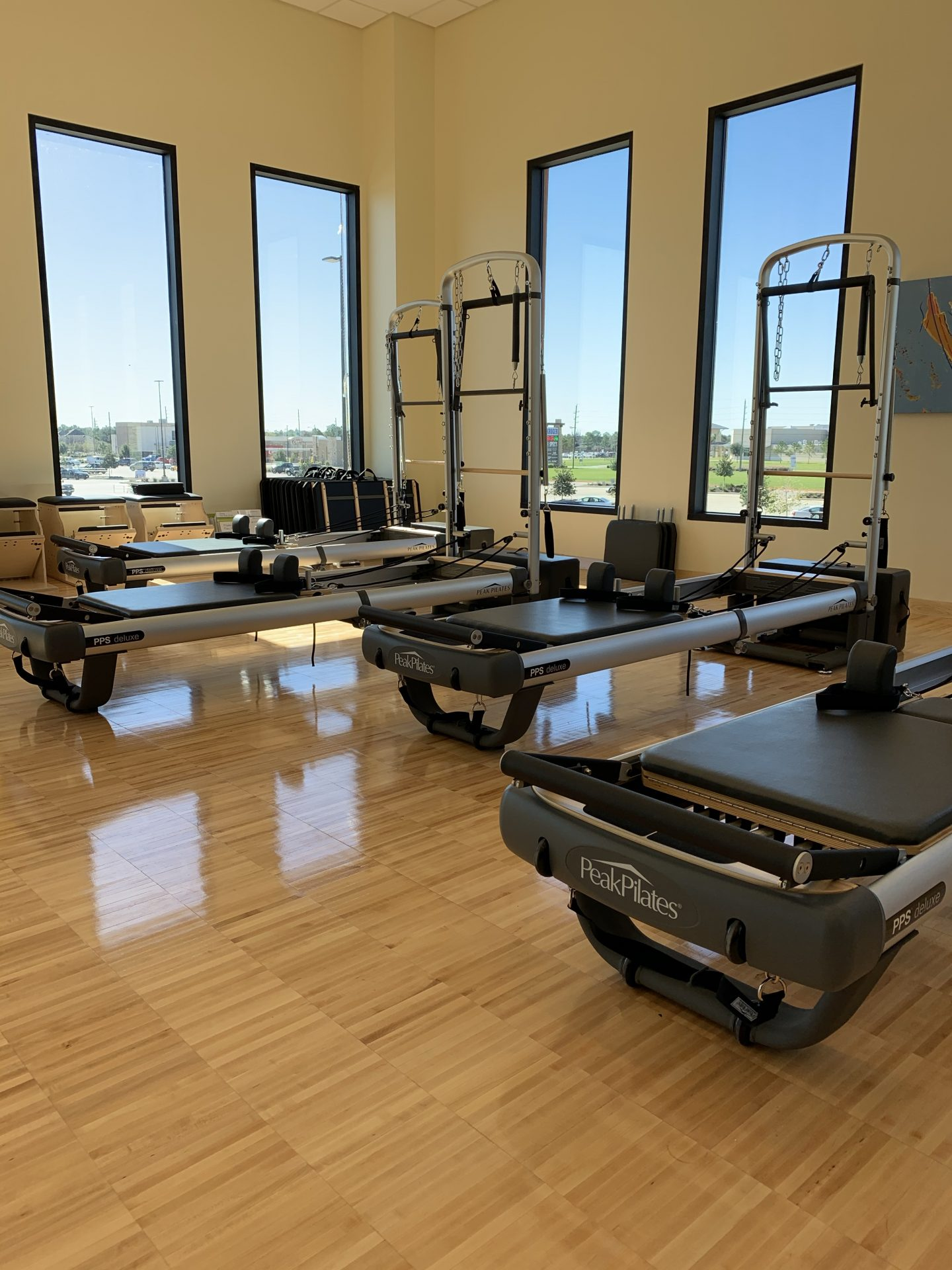 pilates reformer - gyms in katy tx - villa sport cinco ranch