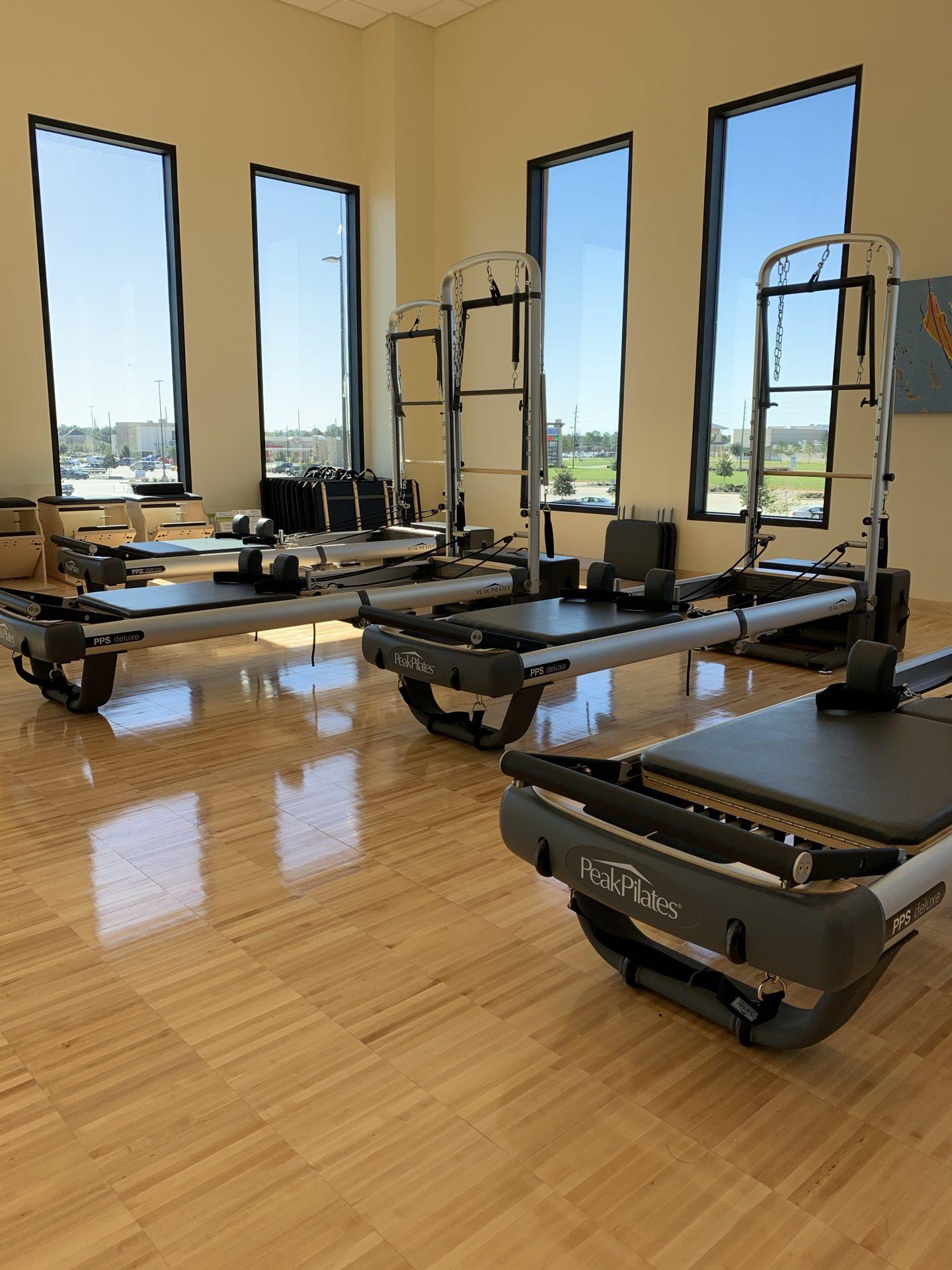 pilates reformer - gyms in katy tx - villa sport cinco ranch