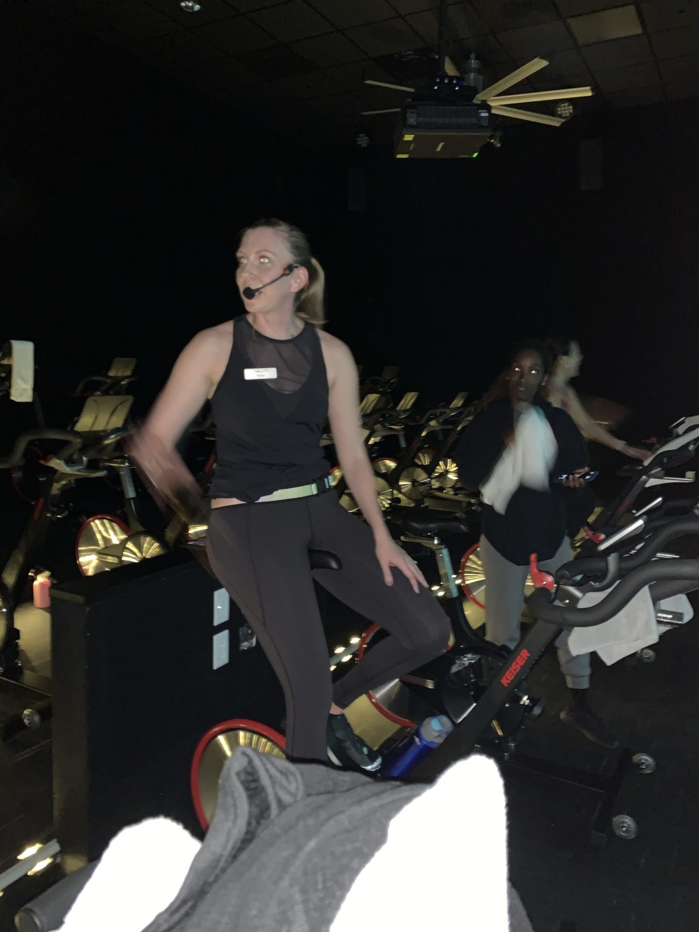 Les Mills The Trip cycling class by villasport - houston gyms