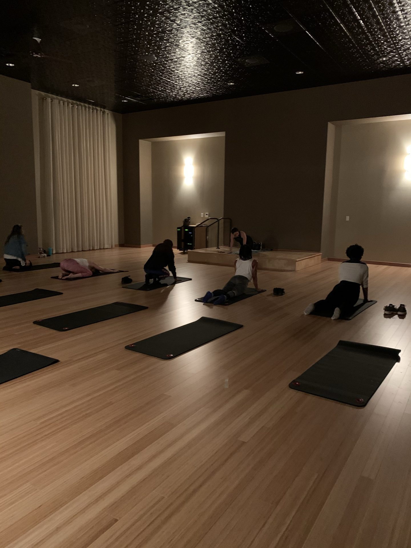 yoga - gyms in katy tx - villa sport cinco ranch