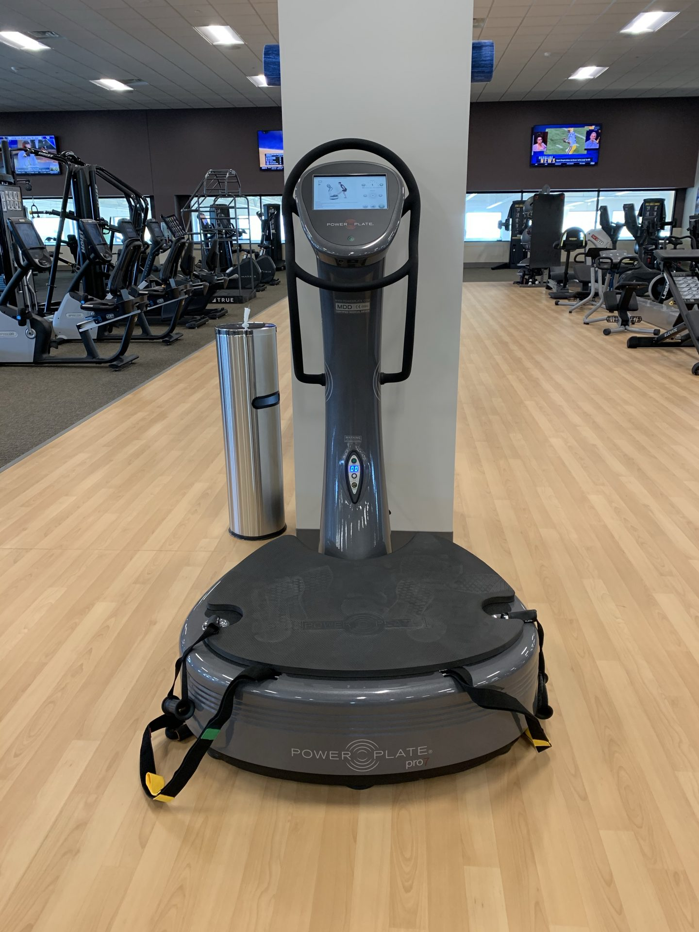 power plate machine - gyms in katy tx - villa sport cinco ranch